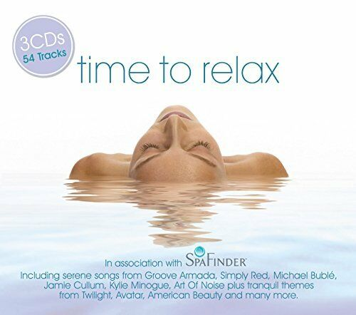 1 of 1 - Various - Time To Relax - Various CD 2UVG The Cheap Fast Free Post