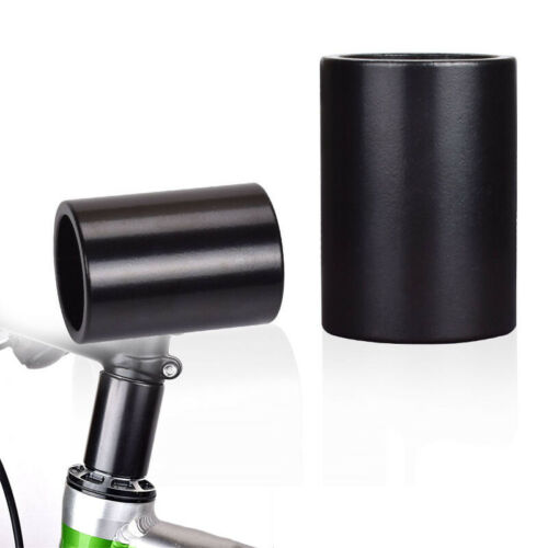 Bicycle Mountain Bike Handlebar Fork Stem Riser Rise Up Extender Head Up Adapter