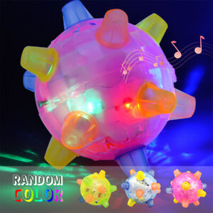 FLASHING-Pet-Dog-Ball-for-Games-Light-Up-LED-Play-Jumping-Joggle-Crazy-Chew-Toys