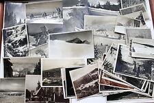 19096 46 Foto AK Sammlung Riesengebirge mit Bauden Berge Kynast um1925 Schlesien