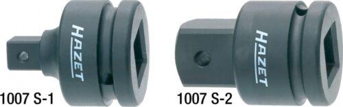 Hazet Réducteur 20 mm 3//4 pouces tête carrée massif 12,5 mm 1//2 pouces 1007s-1