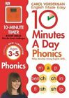 10 Minutes a Day Phonics KS1 by Carol Vorderman (Paperback, 2014)