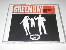 *RARE* GREEN DAY 'AMERICAN IDIOT' 1-TRACK UK PROMO CD SINGLE [2004]