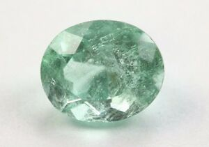 Bright-Green-Natural-2-36-Ct-Colombian-Oval-Cut-Emerald-Certified-Gemstone