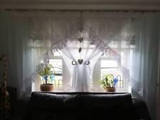 READY MADE Beautiful curtains net / FIRANY FIRANKI