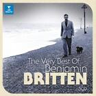 The Very Best Of Britten von Andsnes,Rattle,Knussen,Pesek (2013)