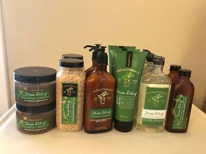 Bath-amp-Body-Works-AROMATHERAPY-Stress-Relief-Eucalyptus-Spearmint-Pick-1-NEW