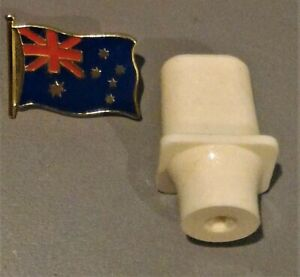 034-TELECASTER-034-PICK-UP-SELECTOR-KNOB-034-TOP-HAT-034-STYLE-DARKER-CREME-NEW