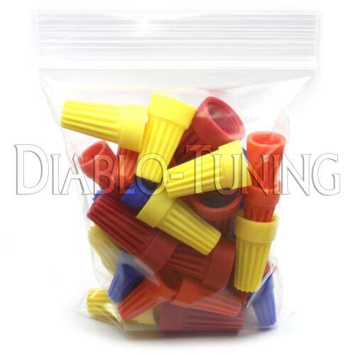 "3/"" x 4/"" Reclosable Plastic Poly bags Ziplock 2mil LDPE FOOD GRADE Qty 300"