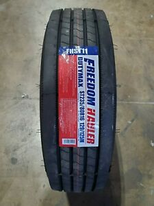 ST235/80R16 Freedom Hauler DUTYMAX 129/125M 14PLY 110PSI ALL STEEL LOAD G