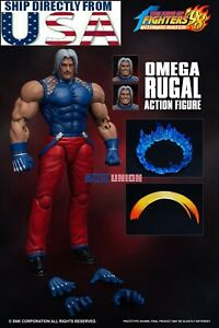 STORM-TOYS-1-12-King-Of-Fighters-98-OMEGA-RUGAL-Action-Figure-Set-USA-IN-STOCK