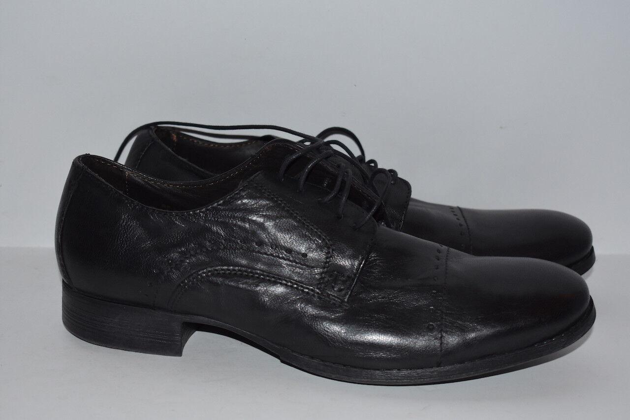 esclusivo Kenneth Cole Uomo Dress scarpe Oxford Lace Up nero Dimensione Dimensione Dimensione 9  la vostra soddisfazione è il nostro obiettivo