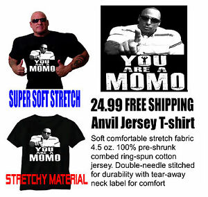You-Are-A-Momo-Shirts-Black-Brand-New-Free-Shipping