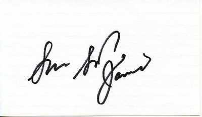 100% True Susan Saint James Emmy Winner Kate & Allie Star Autograph