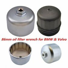 866mm 16 Flute Oil Filter Wrench Cap Housing Remover Tool For Bmw Volvo