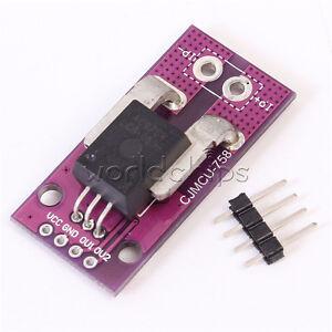 CJMCU-758-ACS758LCB-100B-PFF-T-lineare-Corrente-Modulo-Sensore-Hall-corrente