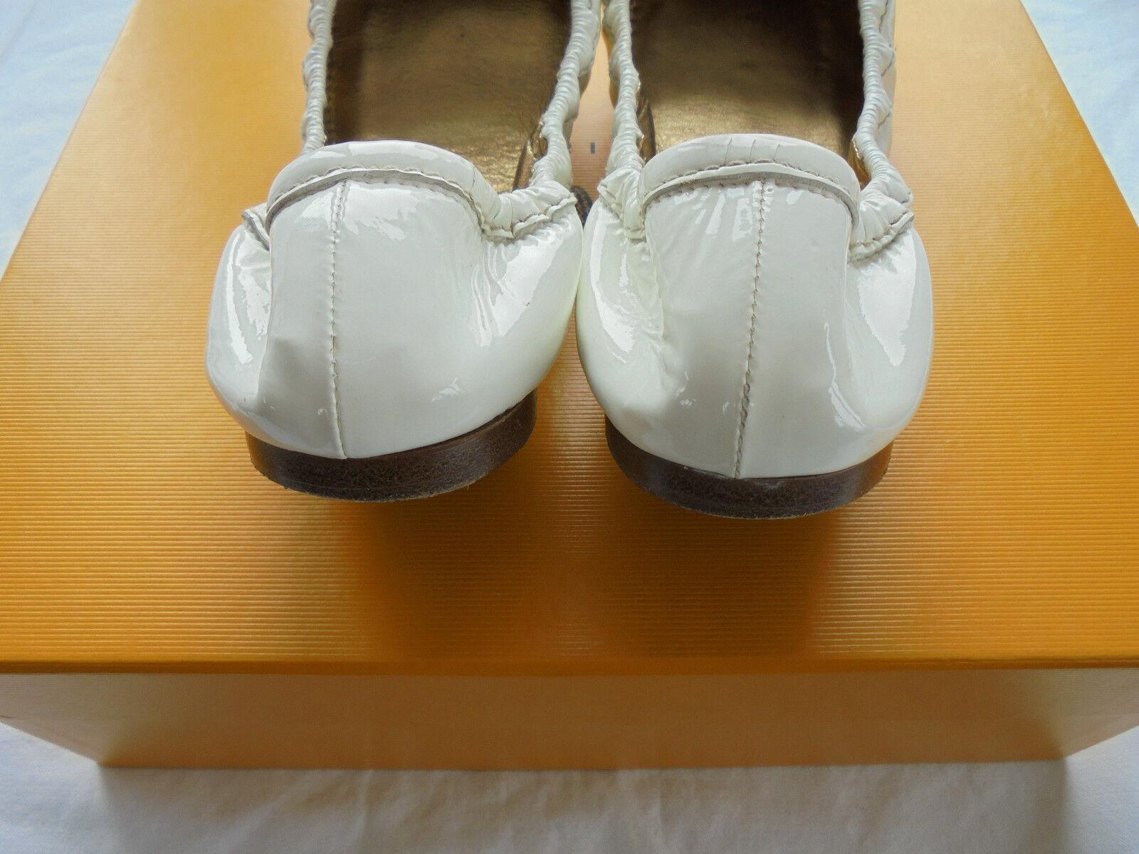 Car Schuhe NP by PRADA Lackleder Ballerinas NP Schuhe  w NEU Pumps Schuhe Gr. 36 36,5 37 9ec85a