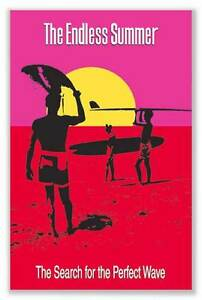 Image Is Loading POSTER The Endless Summer Bruce Brown