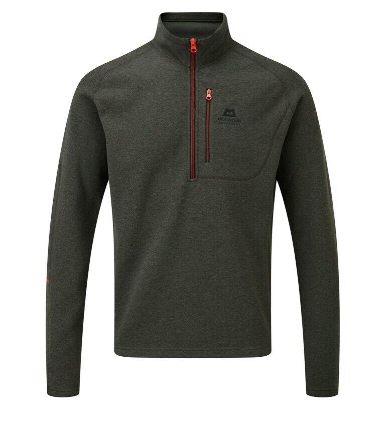 Ropa de montaña Corea - ZIP t chaqueta de lana ligera masculina, grafito masculino