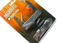 Marbles Stainless Gi Utility Opener Driver Knife + Campers Friend Tool Mr390