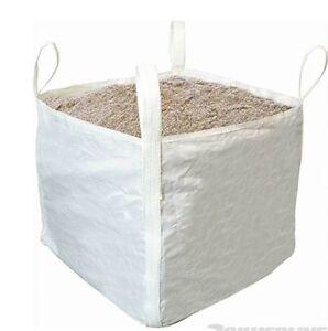 Détails Sur Sac A Materiaux Big Bag 1 Tonne 900 X 900 X 800 Mm Ideal Sable Gravier Gravat