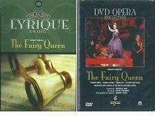 DVD NEUF OPERA THE FAIRY QUEEN HENRY PURCELL AVEC LIVRET