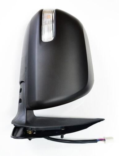 Aile Rétroviseur Noir Électrique R H O S 2012 /> sur TOYOTA HILUX MK7 2.5 td 3.0 td Porte