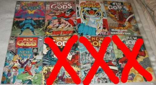 New Gods V.2 U-PICK ONE #13,14,15,16,17,18,19 or 20 DC 1990 PRICED PER COMIC