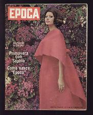 EPOCA 708/1964 LOREN KLUNDER CLEVELAND BUONOCORE CANON DIAL 35 MOTOR ZOOM EEE