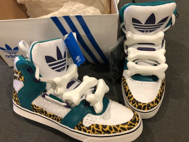 69558460852b adidas Originals Jeremy Scott JS Bones Men s Sz US 13 for sale ...