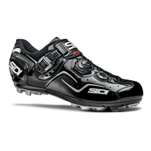 SIDI CAPE MTB Cycling Shoes Bike Cleat Shoes Black//Black Size EUR 38-46 Italy