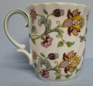 Minton-Bone-China-Haddon-Hall-Pattern-Swirl-Tea-Mug-B1451-Mint-Condition