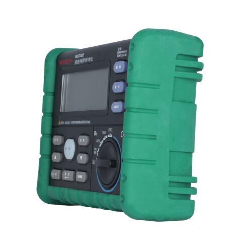 MASTECH MS2302 Digital Ground Earth Resistance Voltage Tester Meter