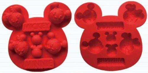 Disney Silicone Baking Tray Chocolate Candy Muffin Cake Fondant Sugarcraft Mold