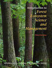 Introduction to Forest Ecosystem Science and Management by John Wiley and Sons Ltd (Hardback, 2003)