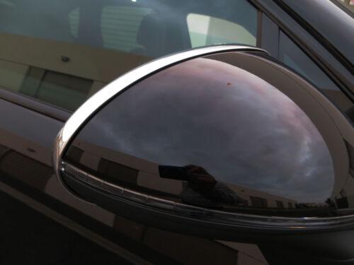 NEW Chrome Side Mirror Trim Molding Accent for jaguar04-17