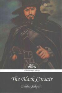 Black-Corsair-Paperback-by-Salgari-Emilio-Lorenzutti-Nico-TRN-Peck-Ca