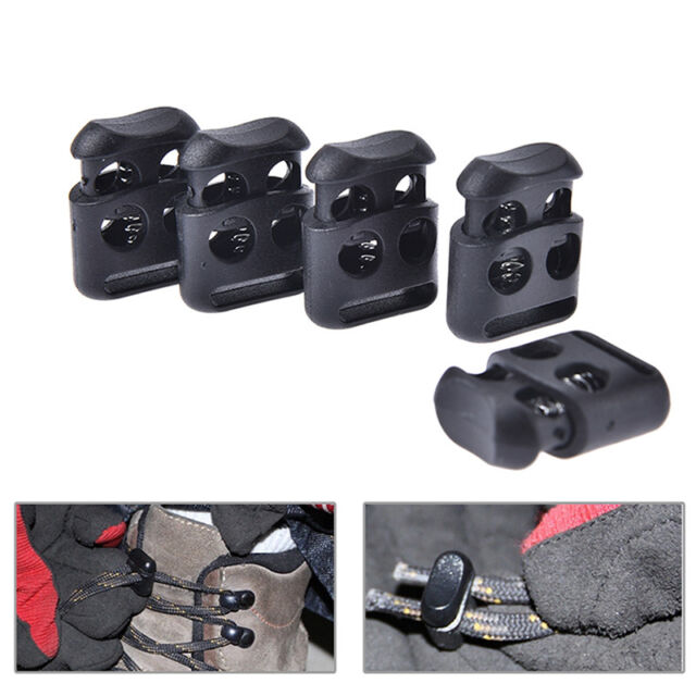 5pcs nylon shackle carabiner d-ring clip webbing backpack buckle shoes buckle I2