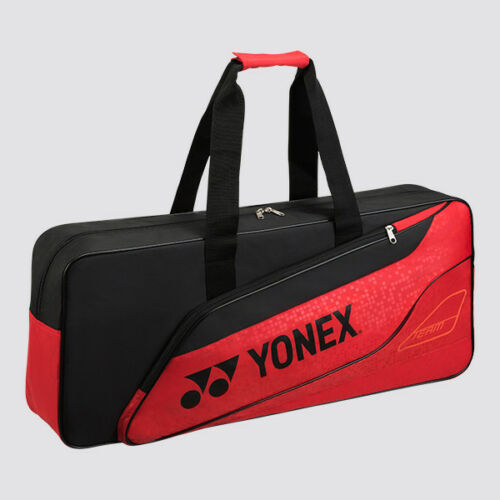 2019 YONEX Team Series Rectangular Tournament Racquet Bag 4911EX, Red