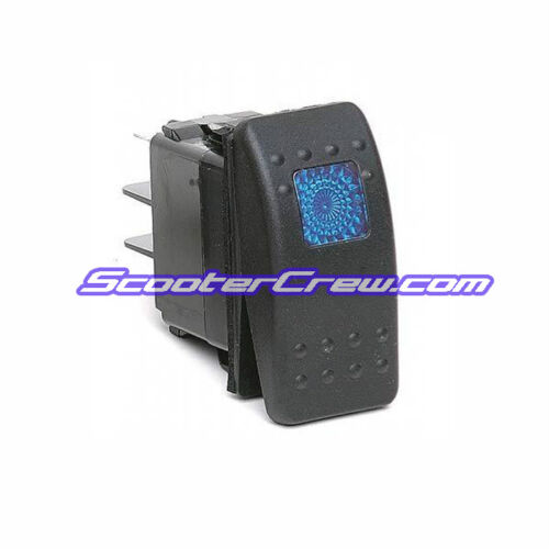 2014 Polaris RZR Blue Rocker Switch XP900 800 570 RZR4 Crew XP1000 UTV Ranger le