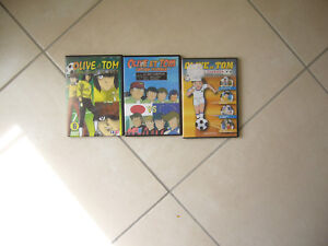 lot-dvd-manga-retro-dessin-anime-captain-tsubasa-olive-et-tom