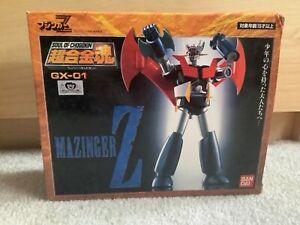 Bandai Soul of Chogokin GX-01 Mazinger Z Action Figure