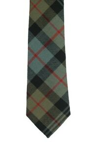 Made in the UK Murray of Atholl Muted Tartan Tie in Modern Width 6-W109//42