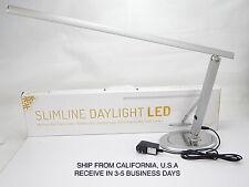 MANICURE NAIL TABLE LAMPS SLIMLINE DAYLIGHT LED