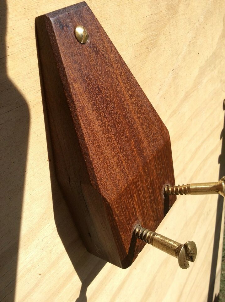 Guitarholder, OAK.one of a kind Teak
