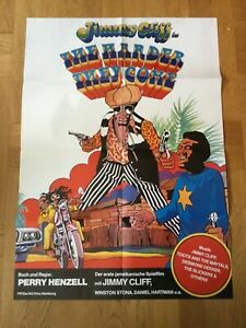 The-Harder-They-Come-Kinoplakat-039-76-Jimmy-Cliff