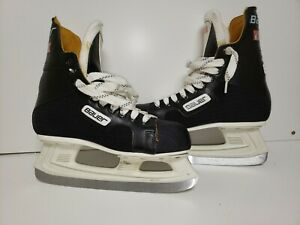 Bauer-Premier-Ice-Hockey-Skates-Men-039-s-Size-7-Canstar-made-In-Canada
