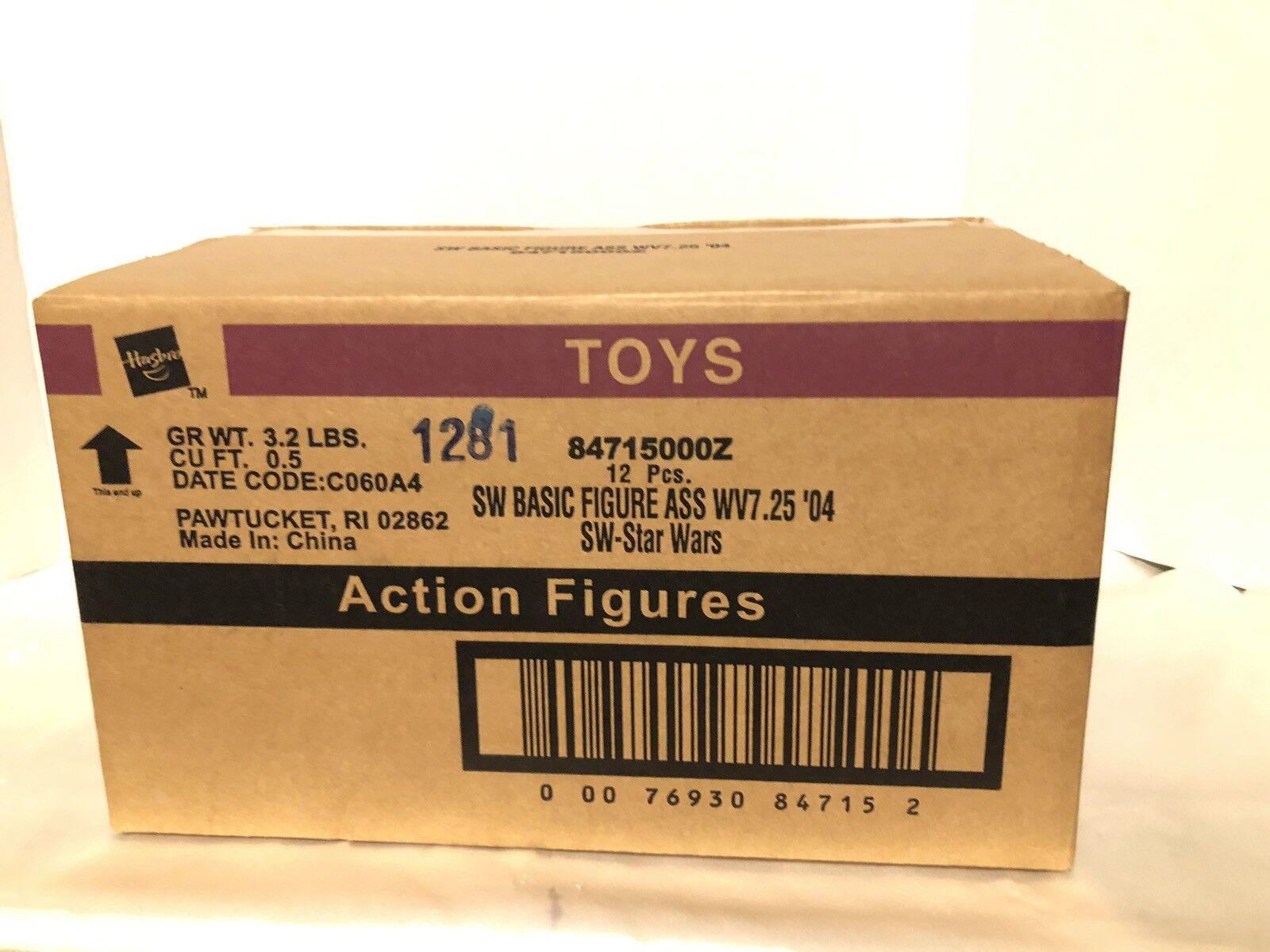 Nouveau Hasbro Star Wars Original Trilogy Collection figurines en boîte d'origine