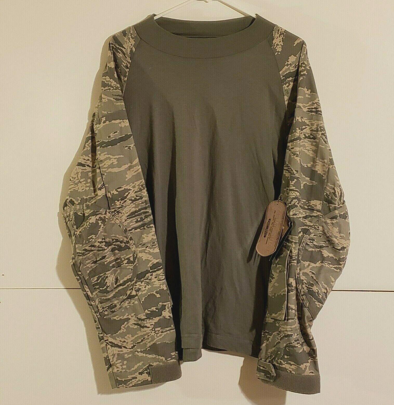 Tru Spec Combat Shirt Size Large Cordura Base Layer Tactical Response NWT