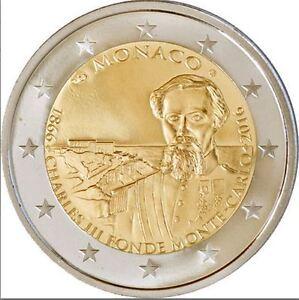 2-Euro-MONACO-2016-in-PP-BE-Proof-150-Jahre-Jahrestag-Gruendung-MONTE-CARLO